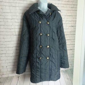 [VINTAGE] BURLINGTON CFW COLLECTION grey coat